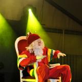 Défilé de mode du Père Noël