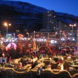 Décors - Noël aux Deux Alpes